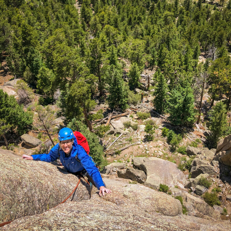 Pear Buttress Lumpy Ridge Classic Climbs
