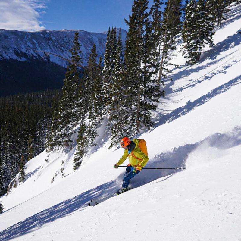 intro to backcountry ski touring